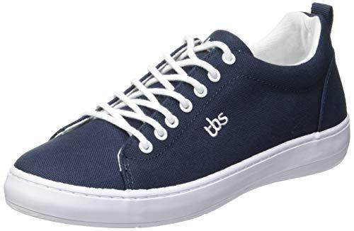 TBS TEVILLA, Basket Femme, Bleu, 39 EU