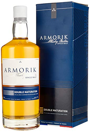 Armorik Double Maturation Single Malt de Bretagne Whisky 700 ml