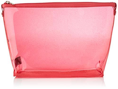 Tous Borsa S. K Shock Vinile Coral, Organizer da donna, Rosso, 26 x 20 x 14 cm (L x A x L)