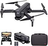 SJRC F11 4K PRO GPS Drone, SEEROOTOYS 5G WiFi FPV Drone with 4K HD Camera, 2-Axis Gimbal and Brushless Motor, Foldable RC Quadcopter (2 Batteries)