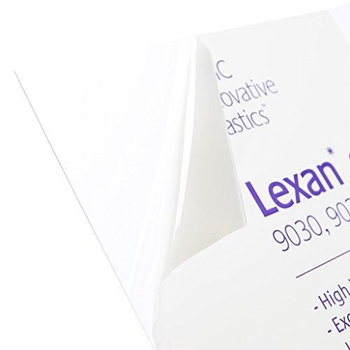 Plastics 2000 - Lámina Lexan (policarbonato)