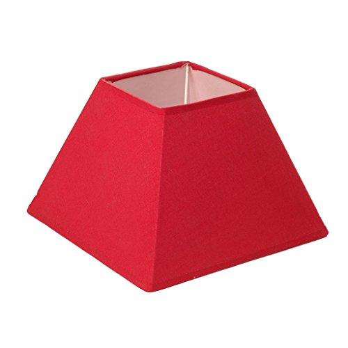 Lumissima 60521-écran forme carrée Rouge