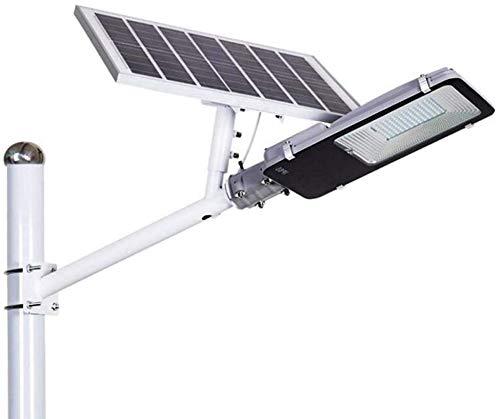 LED Solar Flood Lights Outdoor Dusk to Dawn Solar Lights 54 LEDs 4000mA Solar