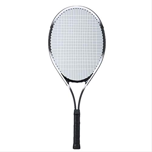 Nobran WHSG Tennisschläger für Erwachsene, Karbonaluminium, für Damen und Herren, für Jugendliche