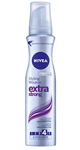 NIVEA Mousse Extra Fort Extra Forte 4 86942 Hair Dye