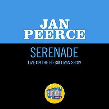 Serenade (Live On The Ed Sullivan Show, November 12, 1961)