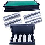 xmeng マグネット付き リバーシ 折り畳みボード 定番 ボードゲーム 人気 コンパクト 収納 清掃クロス付き マグネット 定番 テーブルゲーム 折りたたみ 持ち運び