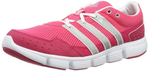 adidas Performance Breeze 101 W D67061 Damen Laufschuhe, Pink (Bahia Pink S14/Vivid Berry S14/Running White Ftw), EU 38 2/3 (UK 5.5)