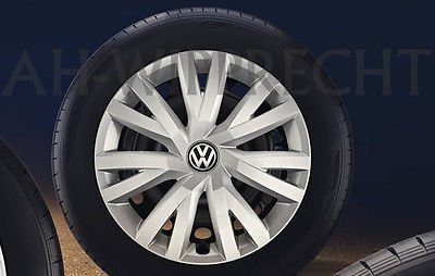 Original Volkswagen Original Golf 7 Radkappen 16Zoll Kappen Felgen 4 Radkappe Golf GTI VII 5G0071456
