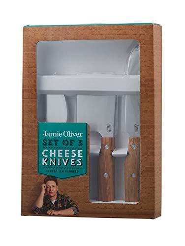 Jamie Oliver 556028 Käsemesser, Holz