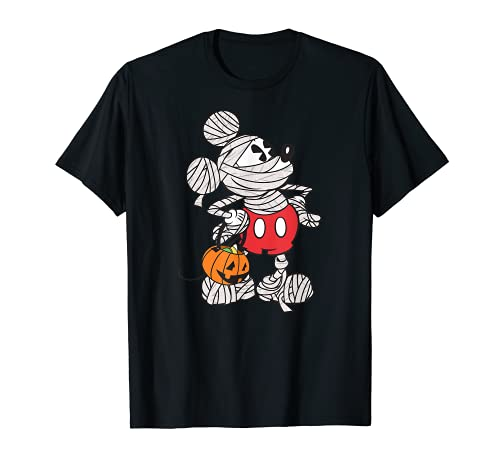 Disney Mickey Mouse Mummy Halloween T-Shirt