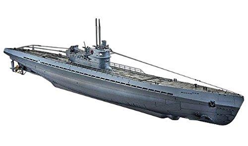 Revell Submarino Alemán U-boot tipo IX...
