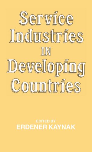 Service Industries in Developing Countries (English Edition)