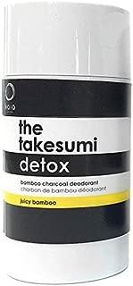 Kaia Naturals The Takesumi Detox Deodorant, Juicy Bamboo, 2.29 Ounce