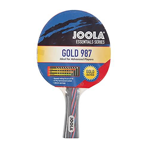 JOOLA Essentials Series Bronze 675 - Raqueta de Tenis de Mesa - 59165, Oro 987