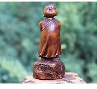 小さな僧侶 お守り 彫刻 中国