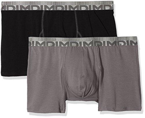 Dim 3D Flex Morphotech Boxer X2, Negro (Negro 5VR), X-Large