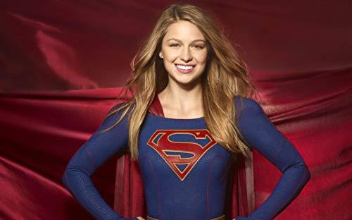 Wayne Dove Supergirl Season 4 Póster en Seda/Estampados de Seda/Papel Pintado/Decoración de Pared 799403397