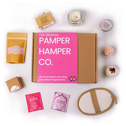 New Mum To Be Pamper Kit. A Wonderful Baby Shower Gifts for Mum. All Organic, Natural and Eco Friendly. Spoil Someone Special.