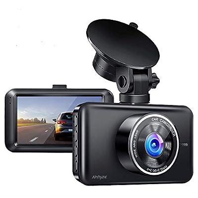 Dash Cam, 1080P Full HD Dash Camera for Cars wi...