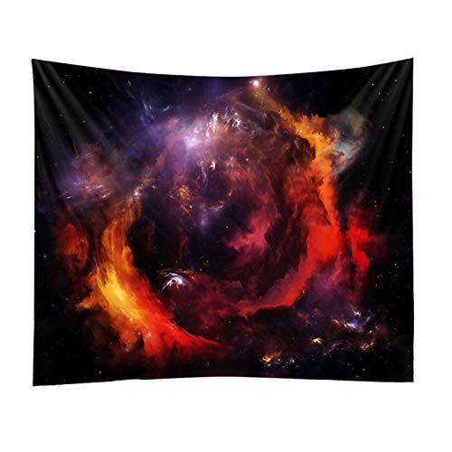 Monterey Universe - Tapiz para colgar en la pared, diseño de galaxia