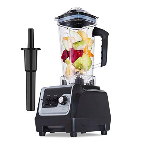 WANY Blender Smoothie Maker,2L BPA-Free Container,Powerful 35000r High Speed,for Smoothie, Milk Shake, Fruit Juice and Ice Crush