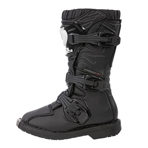 O'Neal Kids Rider Boot Schwarz Kinder MX Stiefel Moto Cross Enduro, 0324KR-1, Größe 33 - 4