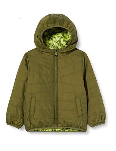 NAME IT Jungen NMMMUMI Jacket PB Jacke, Winter Moss, 98