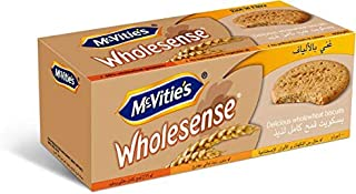 McVitie's Wholesense Digestive Wholewheat Biscuits - 400gm