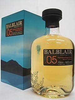 バルブレア 2005 46度 700ml [HS-H] [並行輸入品]