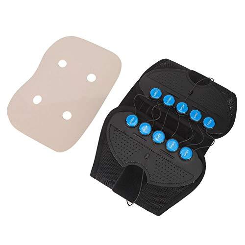 Uxsiya Cinturón de Soporte liviano para la Espalda Cinturón de Soporte práctico y Duradero para Mayor Comodidad para Mujeres y Hombres