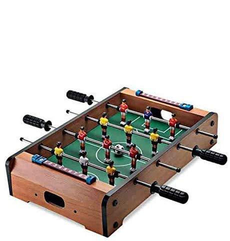 Mini drewniany stół do gry w piłkę nożną, rodzinna zabawa w piłkę nożną, piłkarzyki do gry na świeżym powietrzu dla dzieci, zestaw upominkowy, Puzzle Bill (gry na biurko)