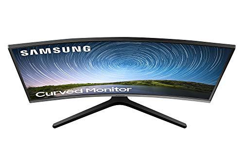 Samsung C27R502FHU 68,58 cm (27 Zoll, Full HD) Curved Monitor (16:9, 1920 x 1080 Pixel, 60 Hz, 4 ms) schwarz - 12