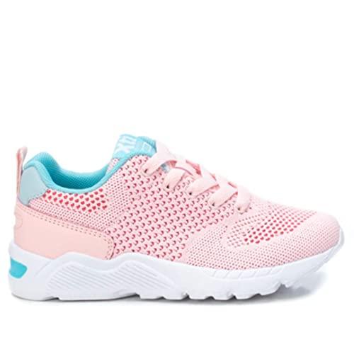 XTI KIDS 57580 Zapatillas Deportivas NIÑA - Sintético para: NIÑA Color: Nude Talla: 34
