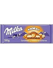 Milka ChocoSwing Chocolate con caramelo y avellanas 300gr
