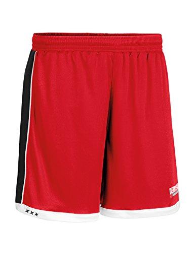 Derbystar Pantalon Enfant Brillant 9-10 Ans Rouge/Noir