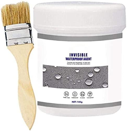 Producto impermeable antifugas, revestimiento transparente e impermeable, reparación de reparaciones, repelente al agua, adhesivo en spray