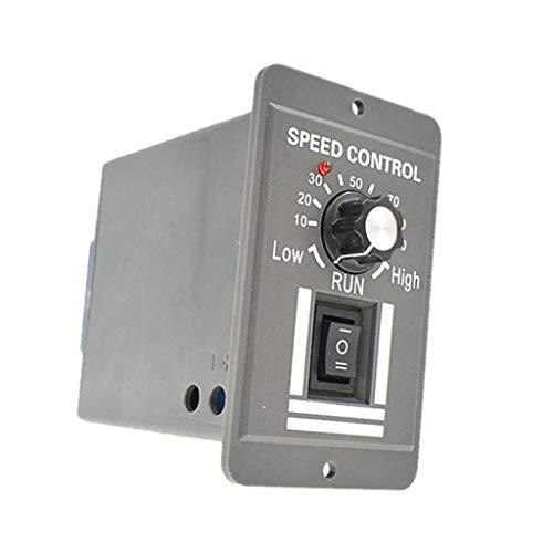 freneci X0920 DC Motor Control PWM Interruptor Controlador de Ancho de Pulso 20A
