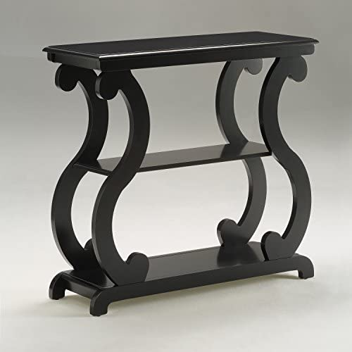 Best Crown Mark Lucy Table Black, Console