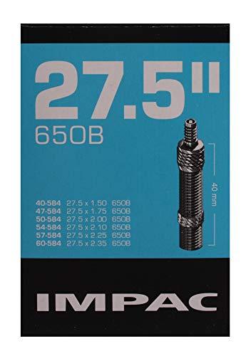 SCHWALBE 70400281, Impac DV27.5 Unisex-Erwachsene, Neutro, 40/60-584 IB 40mm