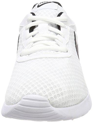 Nike Tanjun, Zapatillas de Running para Hombre, Blanco (White/Black 101), 42 EU