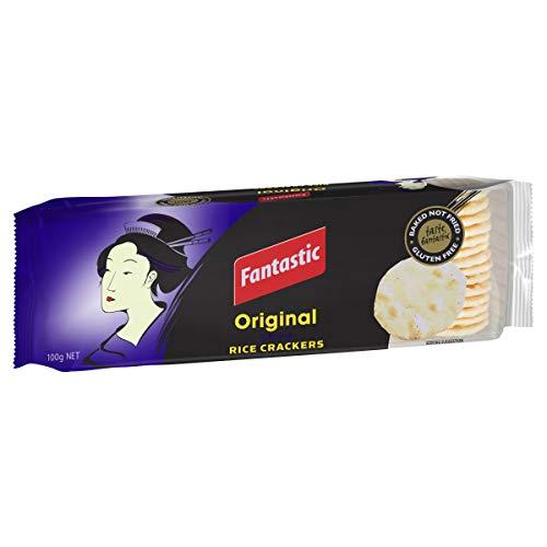 Fantastic Rice Crackers, 100 g, Original