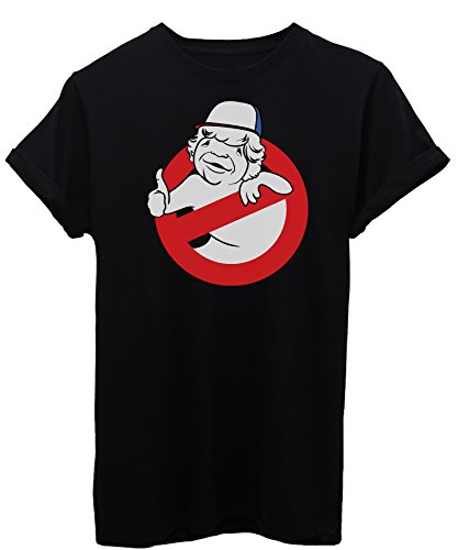iMage T-Shirt Dustin Ghostbuster Stranger Things - Serie TV - by Bambino-M-Nera