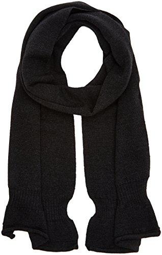 Armani Jeans Damen Schal, Grau (Grigio Scuro 00249), One Size