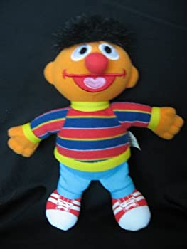 Sesame Street Ernie Plush 8  Doll