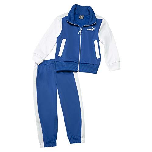 PUMA Baby Trainingsanzug Team Power Blue-Puma White 92
