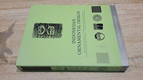 Indonesian Ornamental Design (Design Book S.)