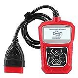 KW310 diagnóstico de coche, lector de código automotriz profesional para elm327 OBDII herramienta de escaneo del detector del analizador de errores para coche