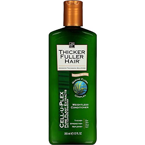 Thicker Fuller Hair Weightless Conditioner - 12 fl oz(Pack of 6)