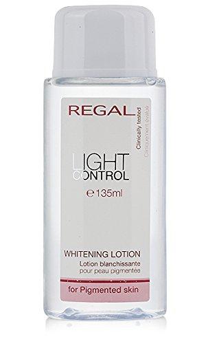 Loción de blanqueamiento para piel pigmentada regal light control